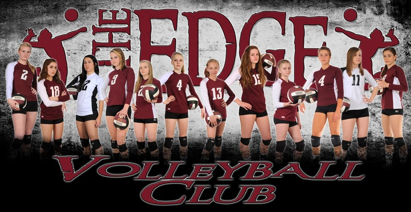 Volleyball Sports Banner